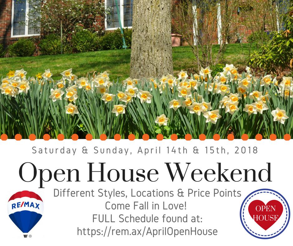 Open House Weekend FINAL