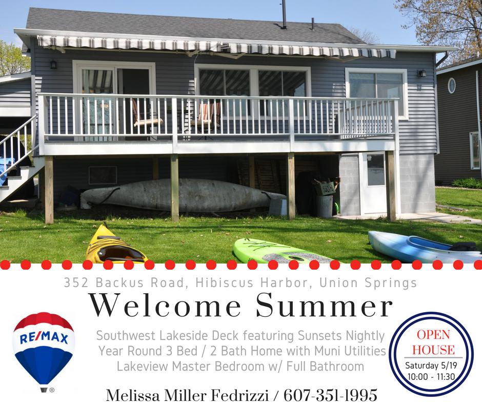 Welcome summer OPEn 5 19