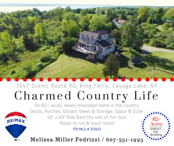 charmed country life 1547 rt 90