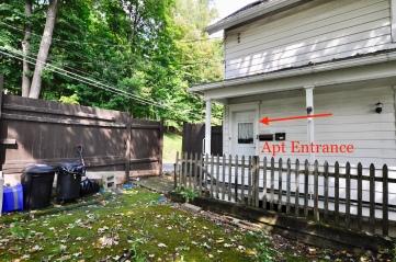 Elm street Rental