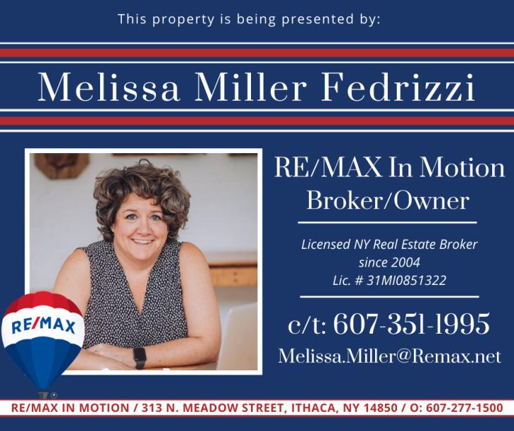 Melissa Miller Fedrizzi FOR LISTINGS